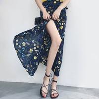 2019 Newest Women Beach Chiffon cover up sarong summer bikini cover ups wrap beach dress skirts