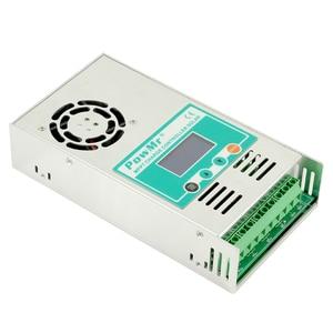 Image 2 - Mppt 120A 80A 60A 40A ソーラー充電コントローラバックライト液晶ソーラーレギュレータ 12 v 24 v 36 v 48 v 自動酸とリチウムコネクタ