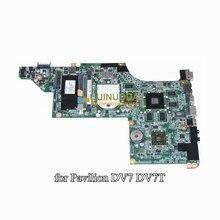 DA0LX8MB6E1 605498-001 laptop motherboard For hp Pavilion DV7 DV7T DV7-4000 HD3200+HD5650M Mainboard