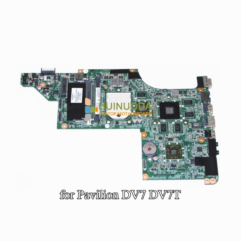 DA0LX8MB6E1 605498-001 laptop motherboard For hp Pavilion DV7 DV7T DV7-4000 AMD HD3200+HD5650M Mainboard
