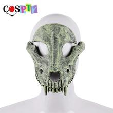 Cosspty mascarillas para Halloween, Disfraces del Día de los muertos, disfraz aterrador de Terror y Terror