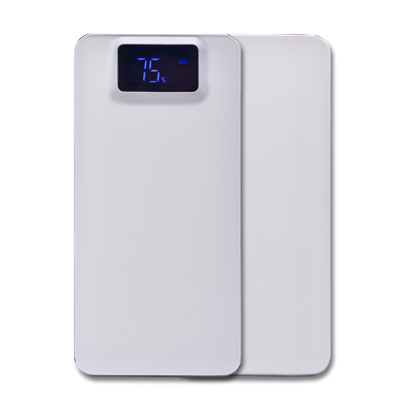 Free Shipping New Price 16000MAH Power Bank External <font><b>Battery</b></font> quick charge Dual USB LCD Powerbank Portable For <font><b>cell</b></font> <font><b>phone</b></font> <font><b>battery</b></font>