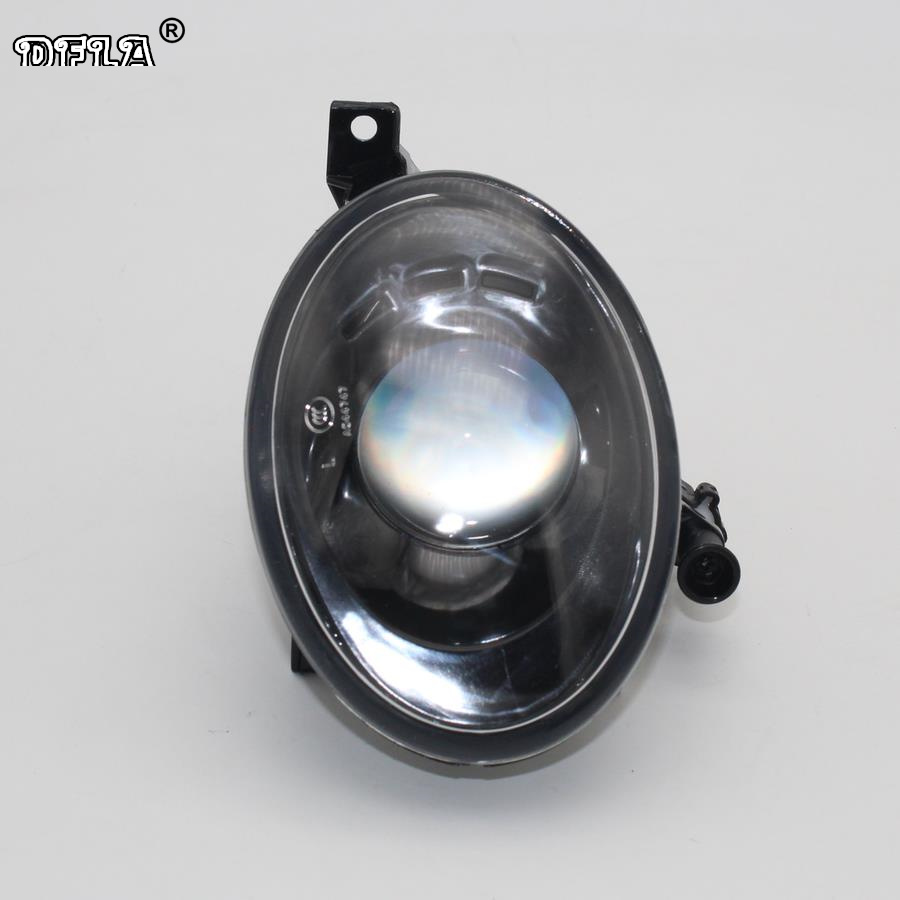 Left Side Car Light For VW EOS 2011 2012 2013 2014 2015 2016  Car-styling Front Fog Light Fog Lamp With Convex Lens free shipping for vw touareg 2015 2016 new led car fog light fog lamp right side passenger side