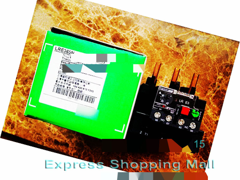 Фото New LRE365N EasyPact TVS Thermorelay 80~104A 5pcs/lot