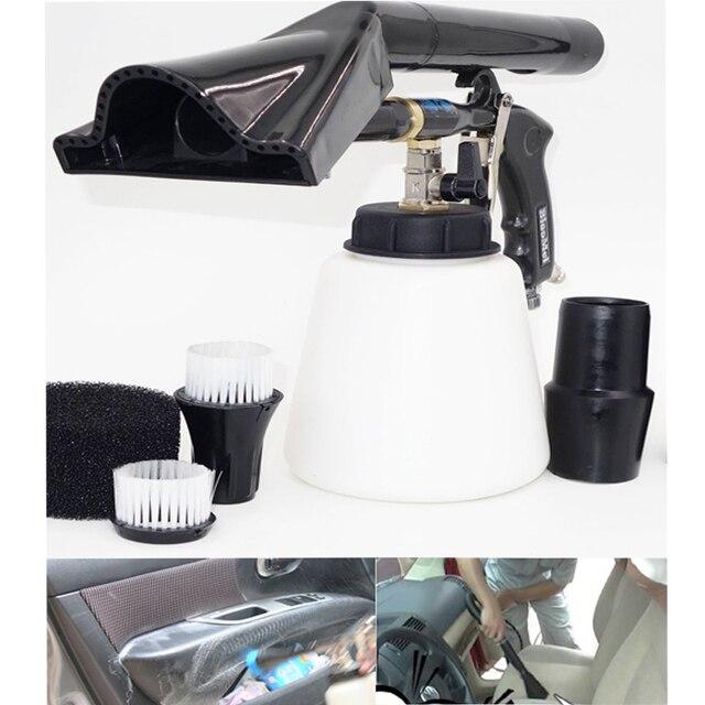 Z 020 الجيل الجديد 2 تورنادو الأسود عالية الجودة قوة كبيرة دائم تورنادو بندقية ل آلة غسل سيارات (1 مجموعة كاملة كاملة)