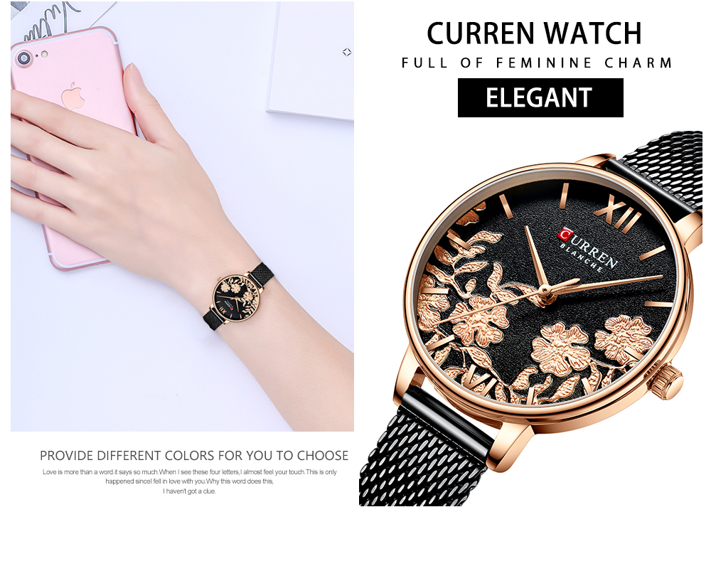 Top Brand Luxury Stainless Steel Ladies Watch HTB12pTjaRKw3KVjSZFOq6yrDVXai Ladies watch