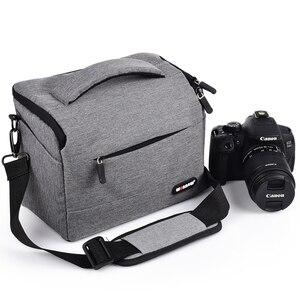 Image 5 - Wennew Foto Abdeckung DSLR Kamera Tasche SLR Fall für Nikon D7500 D750 D7200 D7100 D3400 D3300 D3200 D3100 D3000 P100 l840 L830