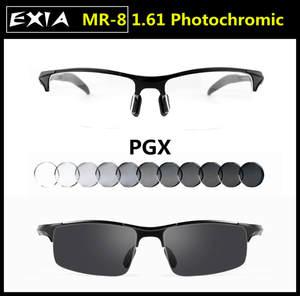 e76b1953714 High Photochromic Brown Lenses for Sunglasses EXIA OPTICAL