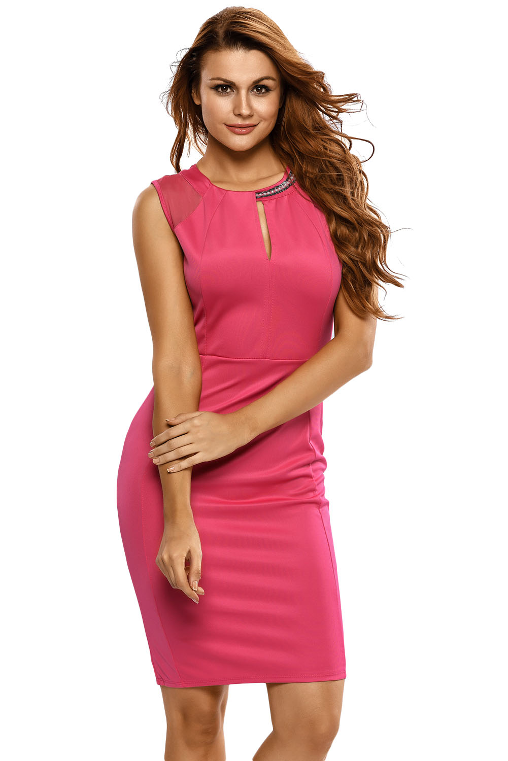 Hot Pink Mini Dress Promotion-Shop for Promotional Hot Pink Mini ...