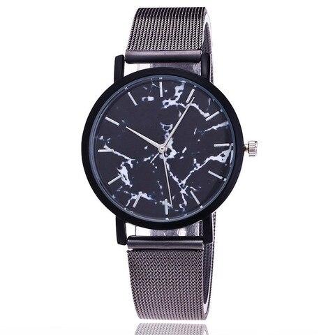 Women Watches Fashion Ladies Watch Casual Silver Women Quartz Watches Creative Clock Saat Reloj Mujer Relojes zegarek damski Karachi