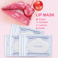 3pcs Crystal Collagen Lip Mask 1