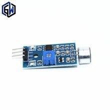 3pin Голос Звук Обнаружения Сенсорного Модуля для Arduino DIY Умный Умный Автомобиль Робот Вертолет Самолет Самолет Boart Автомобиля