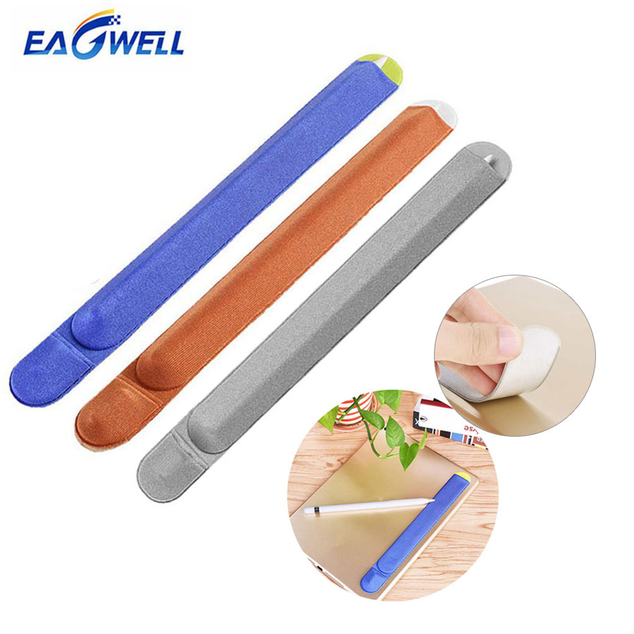 Eagwell For Apple Pencil Case Pencil 1st 2nd Sleeve Bag Sticker Pouch Anti Lost Holder Protective Cover For IPad Pro Touch Pen