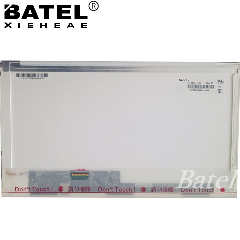 Laptop LCD Screen N156B6-L0B  N156B6 L0B  N156B6-LOB N156B6 (L0B)   1366X768 HD LVDS 40Pin Glare Replacement жк экран для ноутбука n116bge l11 11 6 n116bge l11 1366 768