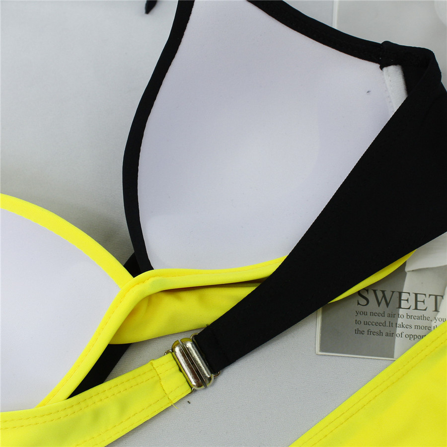 HTB12pX djfguuRjSszcq6zb7FXak Sexy Bikini Push Up Swimwear Women biquinis feminino 2018 mujer Swimsuit tanga Swimming Bathing Suit Plus Size Bikinis Set XXXL