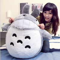 1pcs 8 20CM New Arrival My Neighbor Totoro Cartoon Movies Plush Toys Smiling High Quality Dolls