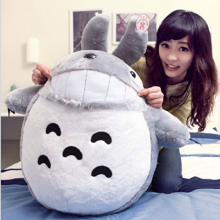1pcs 8 20CM New Arrival My neighbor Totoro Cartoon Movies Plush Toys Smiling High Quality Dolls hot sale 60cm famous cartoon totoro plush toys smiling soft stuffed toys high quality dolls factory price in stock