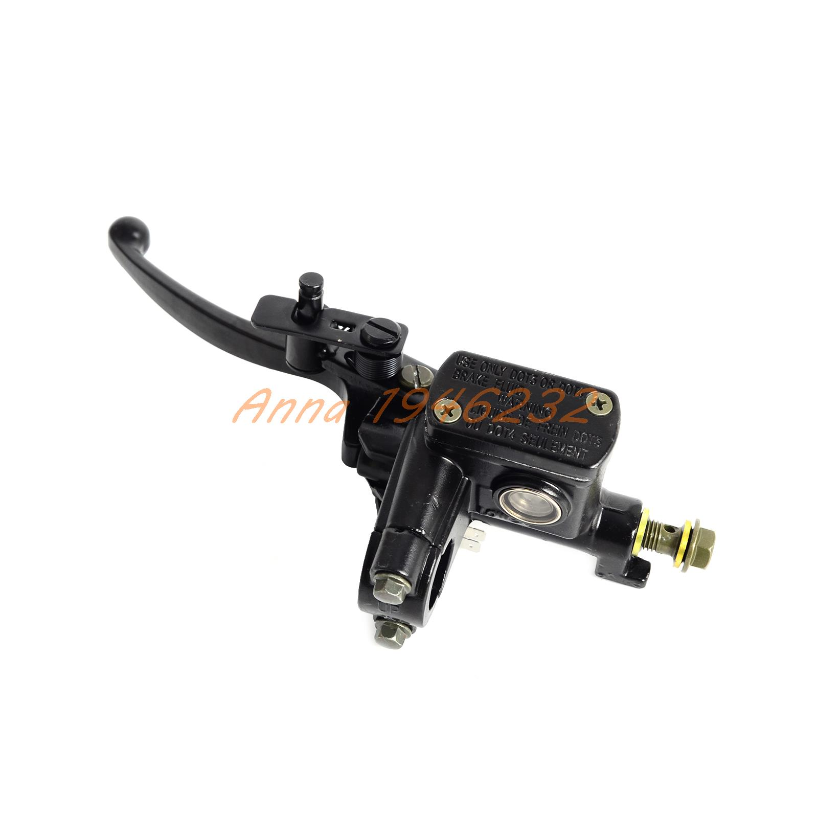Brake Master Cylinder Left Hand Lever for 50 70 90 110 125 150 cc ATV uad Tao Tao Kazuma Lifan Buyang датчик lifan auto lifan 2