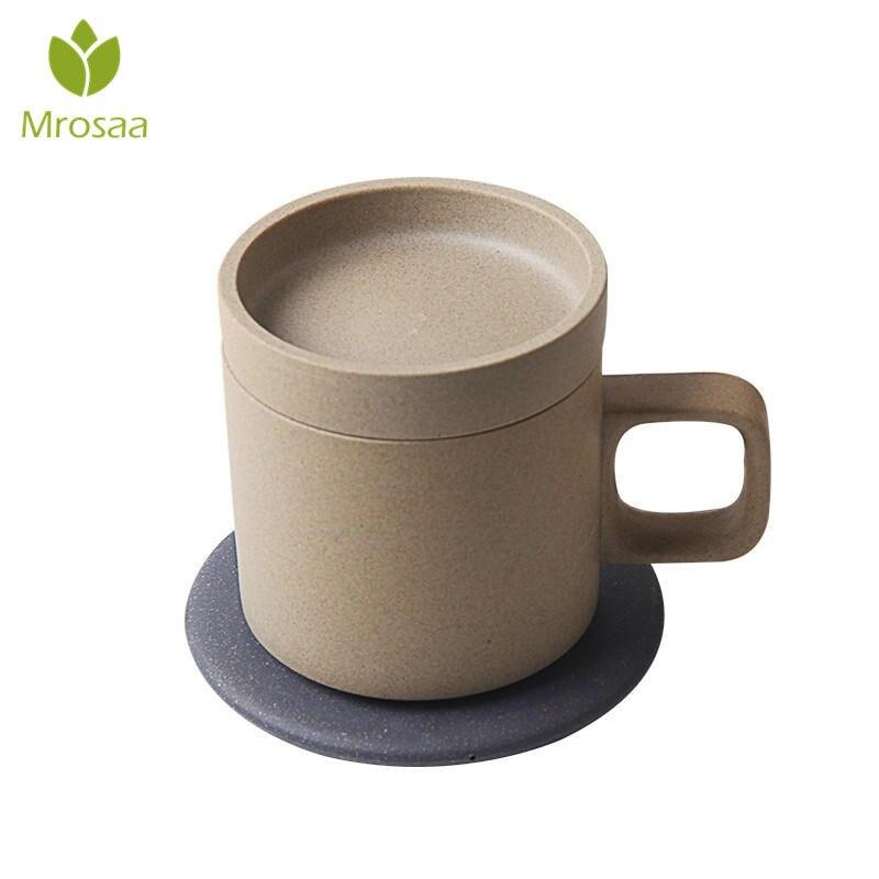55 degrés Intelligent sans fil charge électrique chauffage tasse à café tasses Janpan Original céramique isolation tasse à café Top cadeau