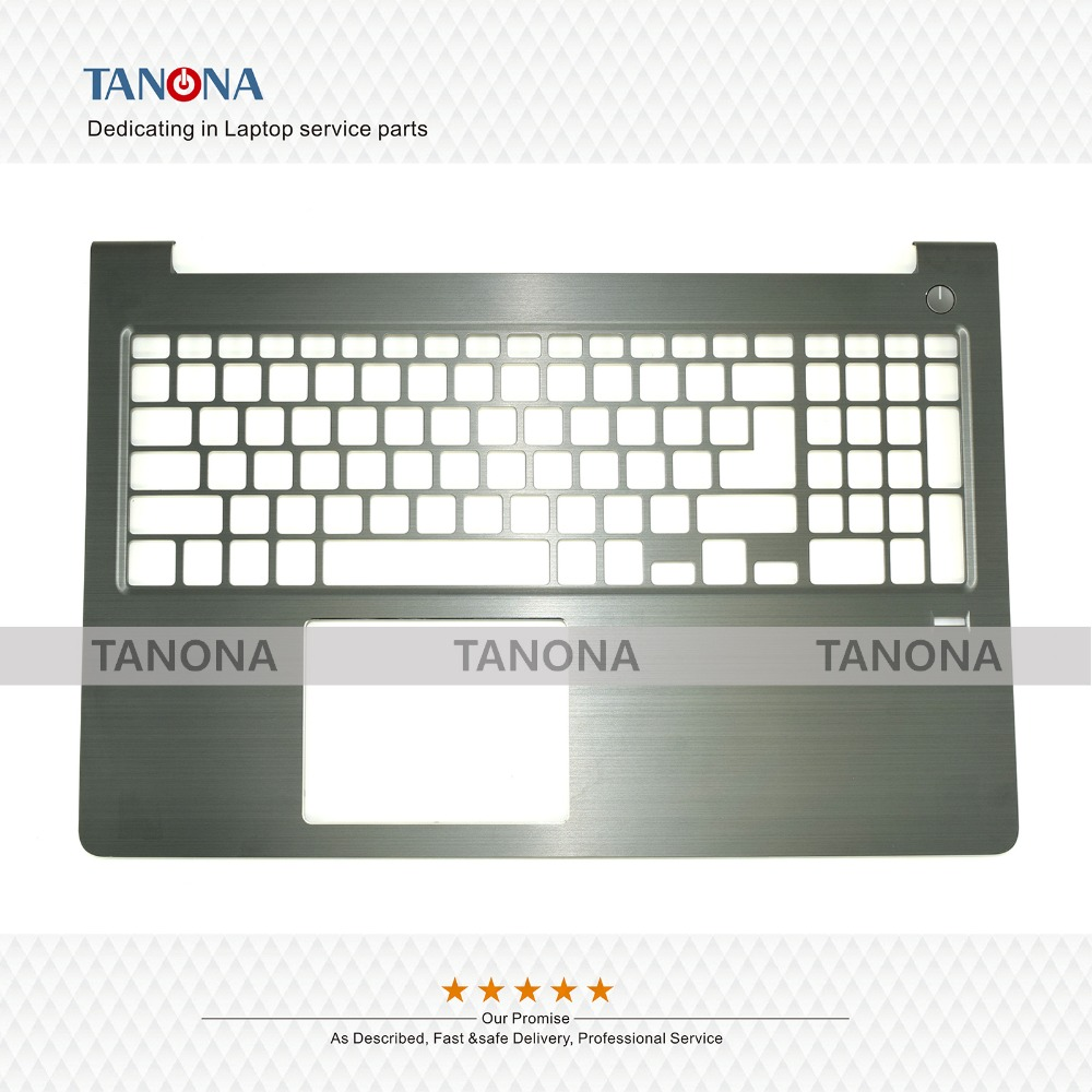 Original New For DELL Vostro 5568 Laptop Palmrest Upper Case Keyboard Keyboard Bezel W FP C