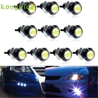 10x White DC12V 9W Eagle Eye LED Daytime Running DRL Backup Light Car Auto Lamp Fe21