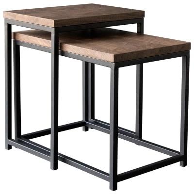 nordic design creative personality mini coffee table simple modern nordic wrought iron side corner combination table set