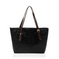 Zenteii Для женщин искусственная Кожезаменитель сумка хозяйственная сумка