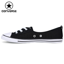 Original New Arrival 2017 Converse Ballet Lace Women s Skateboarding Shoes  Canvas Sneakers(China) f460c4548722