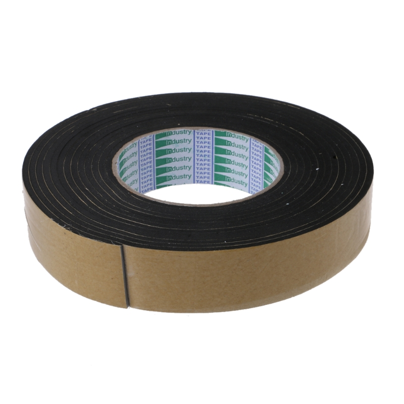Eva Foam Tape Single Sided Adhesive Waterproof Weather Stripping Door Seal Tapes Adhesives & Sealers Home Improvement