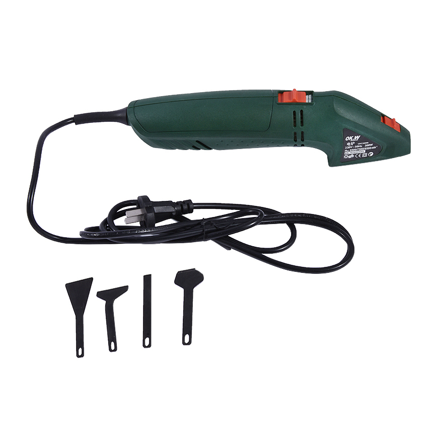 Professional Shovel CDC200B Woodworking Power Tools Slotting Machine To Remove Paint In Addition To Putty Wood Carving 200W 220V big shovel stick soil grow flowers zaimiao professional tools