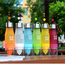 Simple family portable creative colorful lemon cup student juicer daily fruit essential products