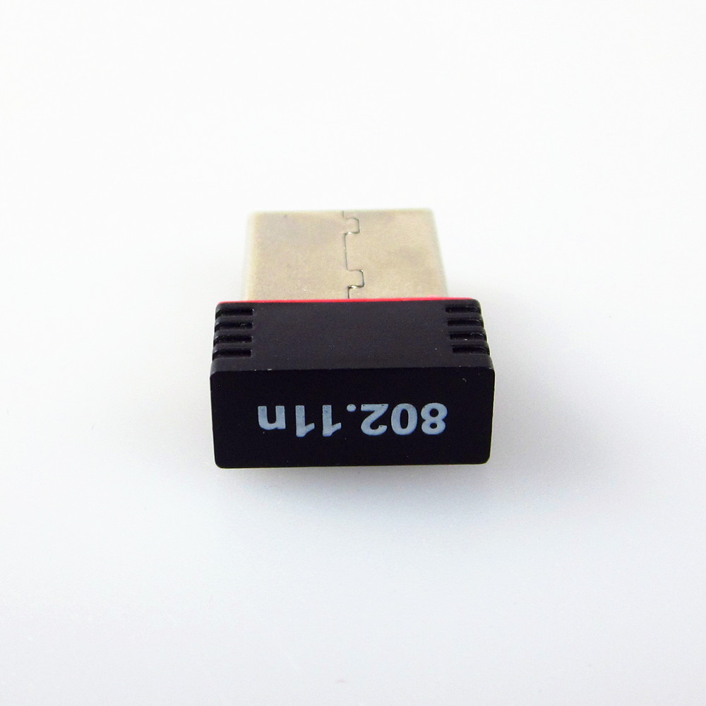 150Mbps Speed USB Wireless Wifi 802.11n LAN Adapter Dongle for Raspberry pi B fh