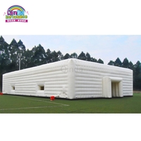 Outdoor Party Wedding Marquee Cube Inflatable Tent Camping For Sale