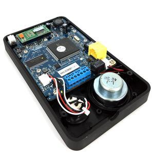 Image 5 - IP65 IP Video puerta teléfono impermeable Sistema de portero automático timbre soporte PoE