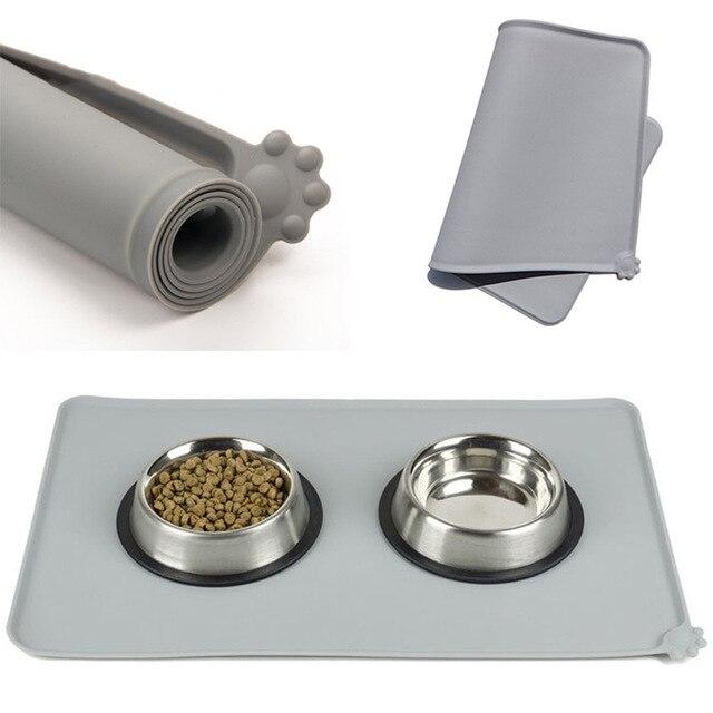 Dog & Cat Waterproof Eating & Drinking Mat
