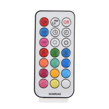 NFLC-Colorful LED RGB 4W MR16 Light Bulb Lamp with Remote Control