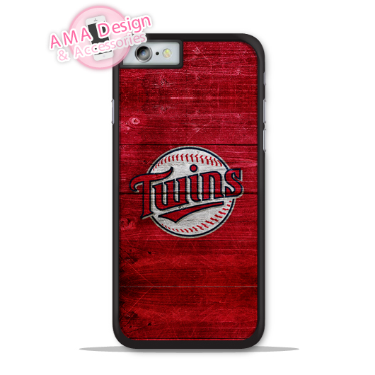 Minnesota Twins Baseball Fans Phone Cover Case For Apple iPhone X 8 7 6 6s Plus 5 5s SE 5c 4 4s For iPod Touch