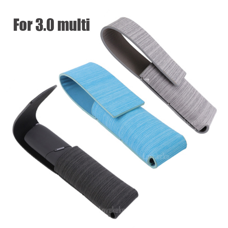 Retail Lovekeke new Carrying clip case cover for use with multi iqos 3.0 protective vape Accessories in 3 colors