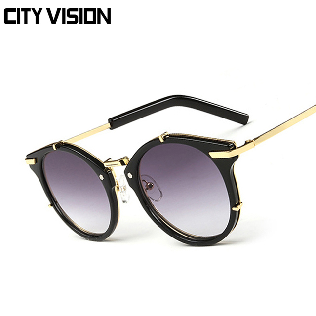 new sunglasses design  Aliexpress.com : Buy 2016 New Fashion Sunglasses Female Brand ...