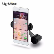ФОТО alightstone universal car phone holder air vent mount magnet cell phones stand for iphone x/8/7/6 plus for samsung