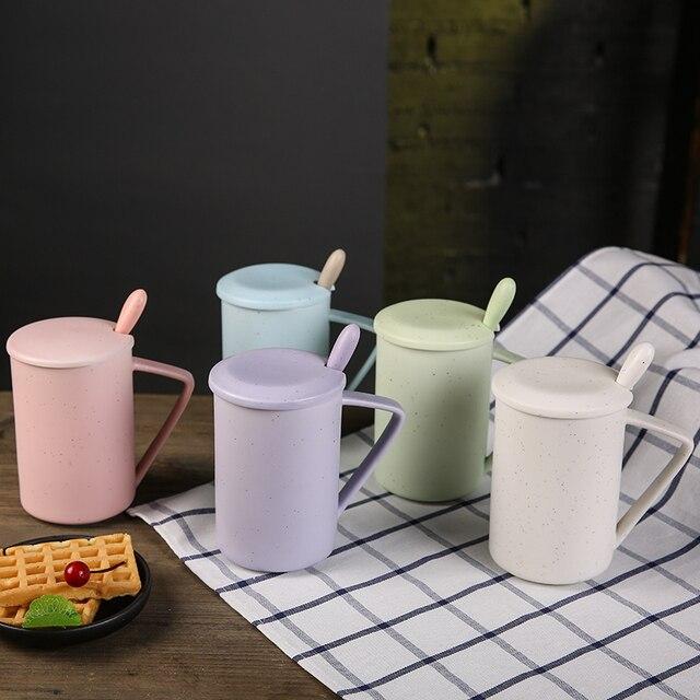 7 handle cup travel mug tea cup new coffee mug ceramic mark avengers