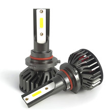 Mini Canbus lampada H4 H7 LED Car Headlight 12V 10000LM 4300K 6000K 8000K Lamp H3 H1 9005 HB3 9006 HB4 H8 H11 light Bulb(China)