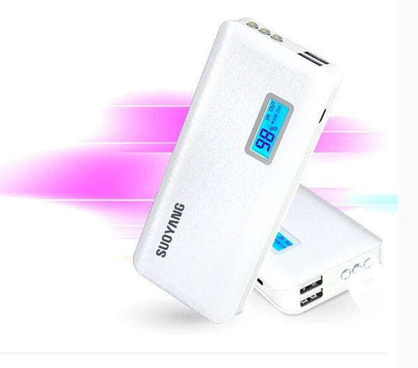 10000mah 18650 power bank original 4