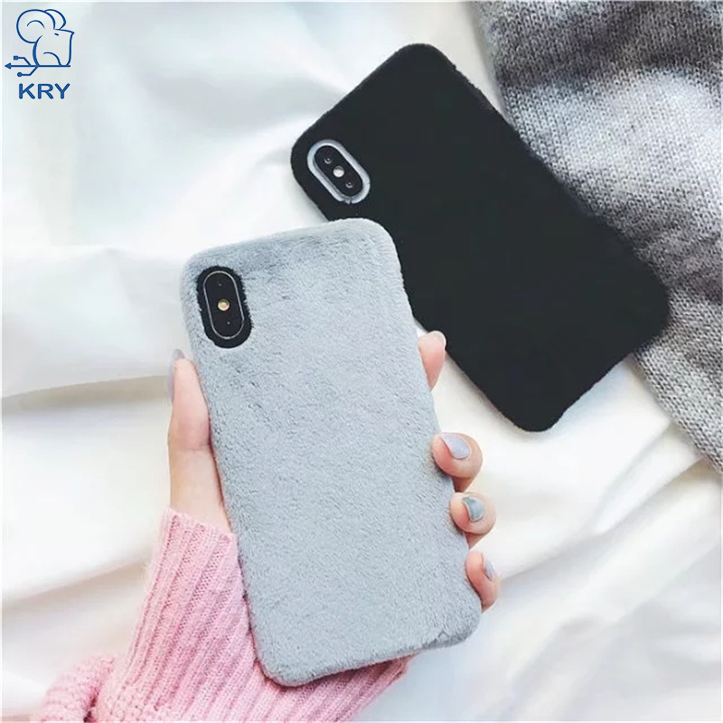 coque iphone 8 plus poilue