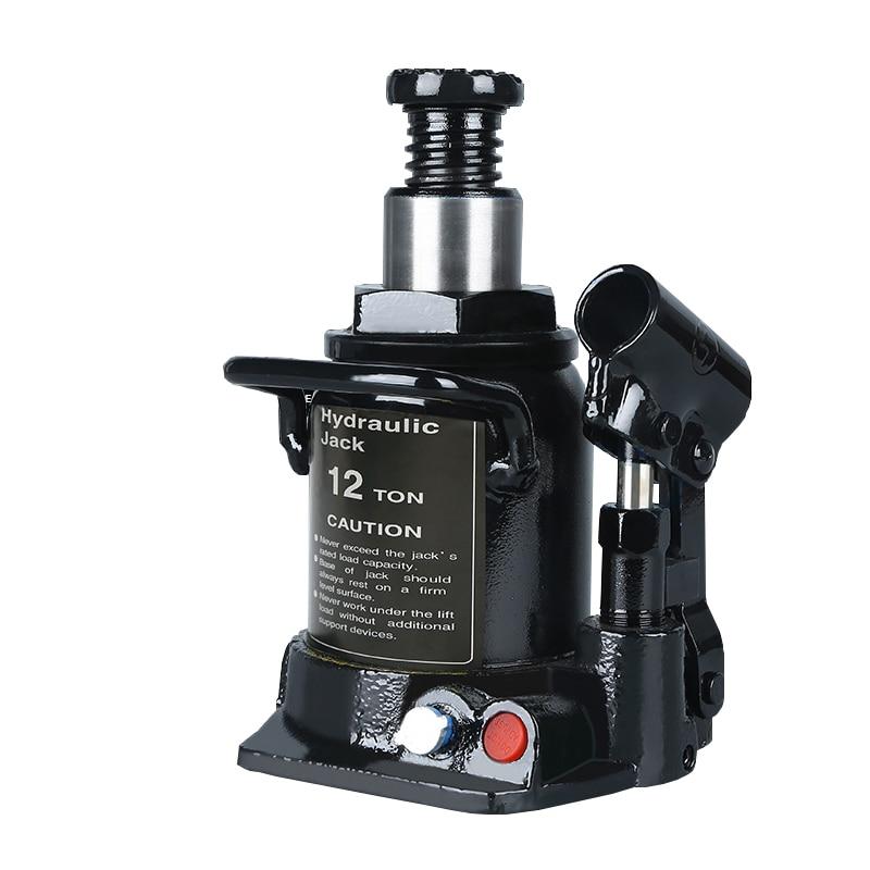 European Standard Short Jack Vertical Jack Oil Pressure 12T Hydraulic Jack Free Shipping