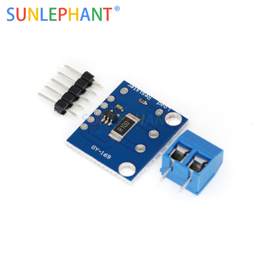GY-169 INA169 High Precision Analog Current Sensor Module Current Converter Report Board Electric Tools