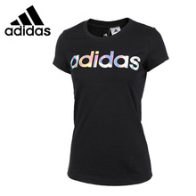 ADIDAS Original New Arrival 2017 Womens G T LINEAR Breathable T-shirts short sleeve Sportswear For Women