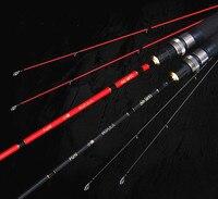 Дешевые Удочки 1.8 м Мощность ul 2 раздела Путешествия Спиннинг приманка углерода Волокно Рыбалка полюса Rod