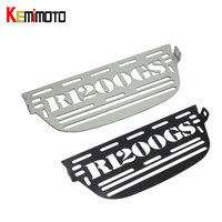 KEMiMOTO For BMW R1200GS Radiator Cooler Grill Guard Cover Fit For BMW R 1200 GS 2006