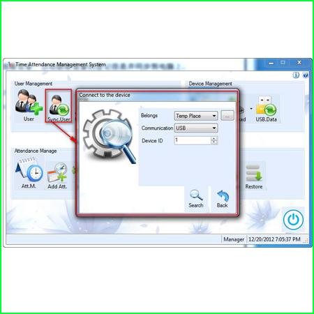 Tcp/ip Fingerprint & Rfid card attendance System Employee Fingerprint Time  Attendance Management System Time Recording